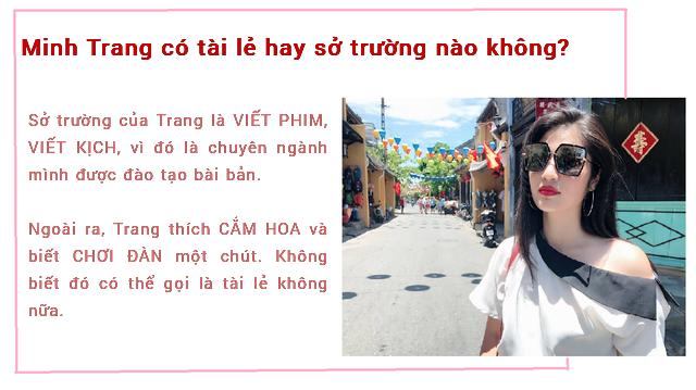 MC thời sự Minh Trang tiết lộ quà 20/10 do người bí mật tặng nhiều năm liền - Ảnh 6.