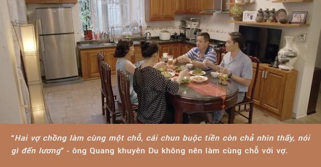NSƯT Chí Trung: Đạo diễn cho tôi đặc quyền bay nhảy trong lời thoại - Ảnh 2.