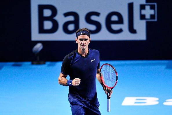 Roger Federer tiếp tục tìm kiếm danh hiệu ở Basel Open - Ảnh 1.