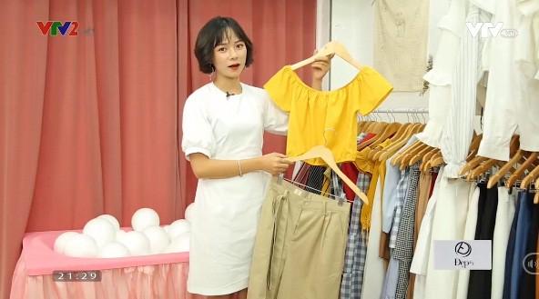 Tuyệt chiêu dành cho cô nàng thích diện áo màu vàng - Ảnh 3.