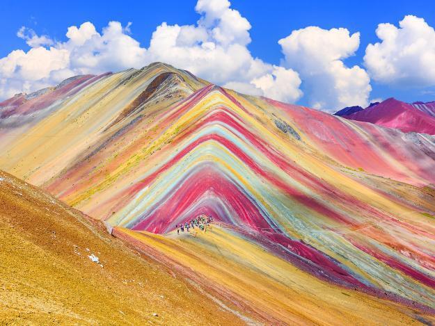 Bí mật về những ngọn núi đẹp nhất thế giới - Ảnh 1.