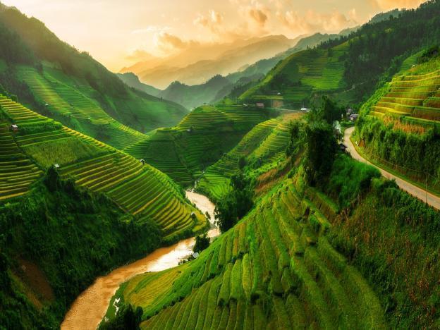 Bí mật về những ngọn núi đẹp nhất thế giới - Ảnh 2.