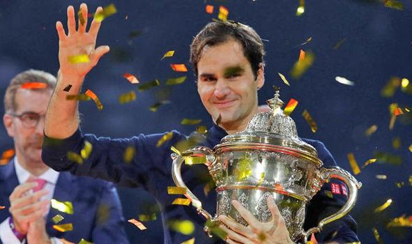 Vượt qua Marius Copil, Roger Federer lần thứ 9 đăng quang tại Basel mở rộng - Ảnh 3.