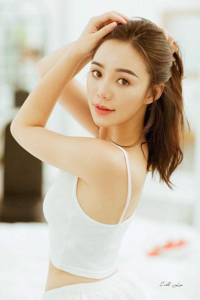 Quỳnh Kool khoe vẻ đẹp mong manh thu hút ánh nhìn - Ảnh 2.