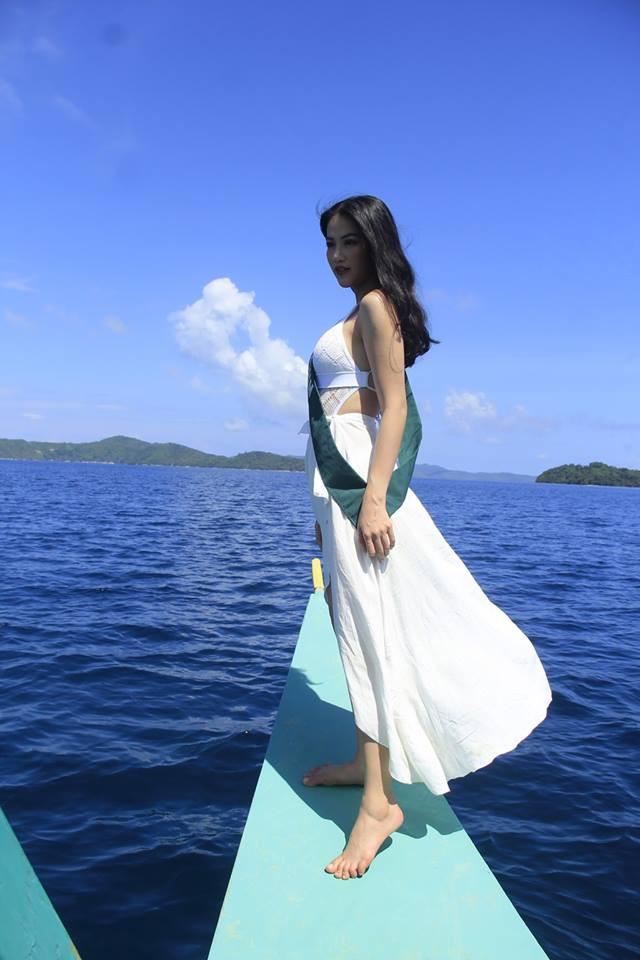Nguyễn Phương Khánh rạng rỡ trước đêm Chung kết Miss Earth 2018   - Ảnh 3.