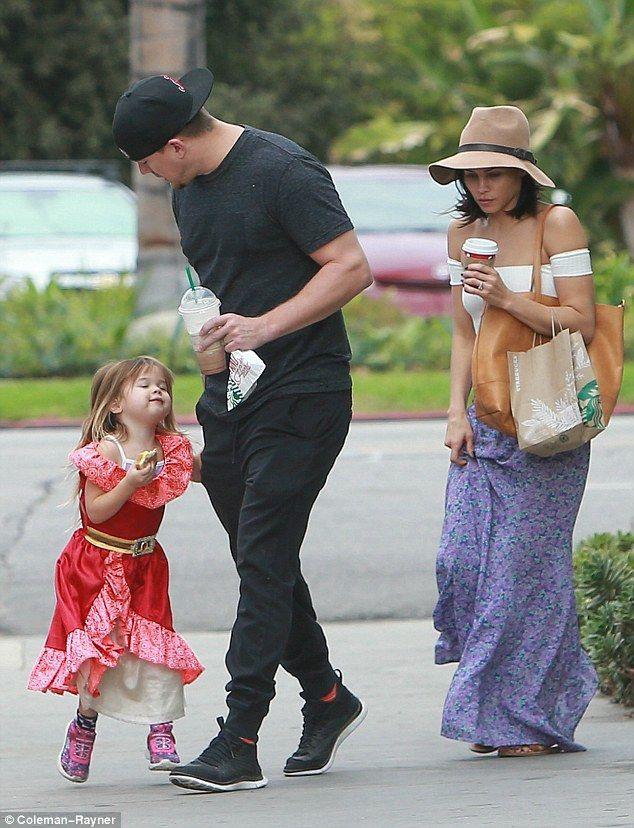 Nam diễn viên Channing Tatum chính thức ly hôn - Ảnh 1.