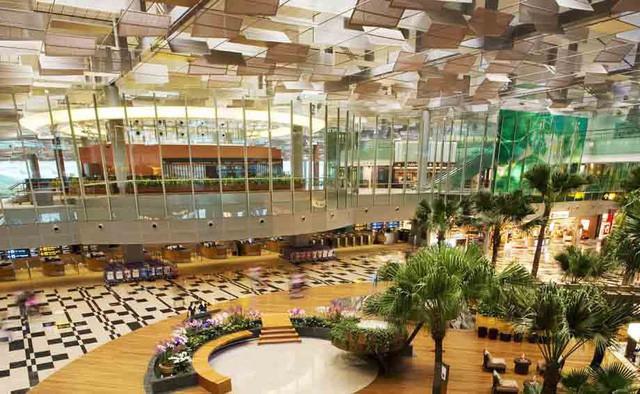 Du lịch miễn phí tại 8 sân bay quốc tế - Ảnh 2.