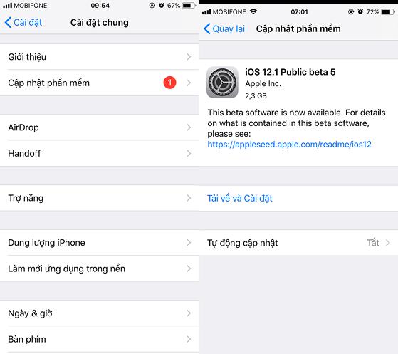 6 thủ thuật tăng tốc iPhone sau khi nâng cấp iOS 12 - ảnh 1