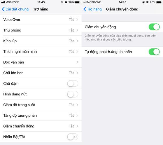 6 thủ thuật tăng tốc iPhone sau khi nâng cấp iOS 12 - ảnh 3
