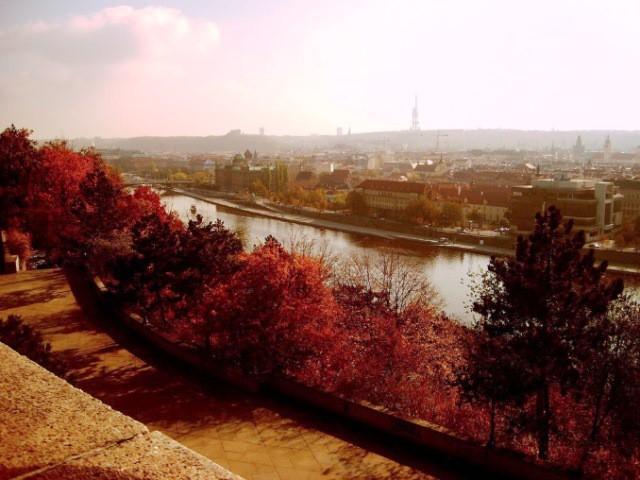 5 lý do bạn nên lạc lối ở Prague vào mùa Thu - Ảnh 5.