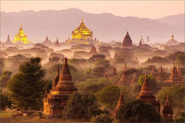 10 điểm du lịch nổi tiếng thế giới bạn nên đến vào mùa Thu - Ảnh 1.