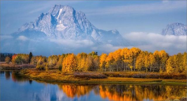 10 điểm du lịch nổi tiếng thế giới bạn nên đến vào mùa Thu - Ảnh 2.