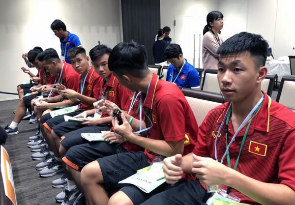Lịch thi đấu của ĐT U17 Việt Nam tại Giải bóng đá quốc tế U17 Jenesys 2018 - Ảnh 1.