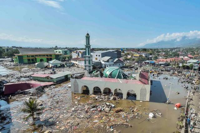 """""""Lực bất tòng tâm"""" tại tâm chấn động đất, sóng thần Indonesia - Ảnh 3."""