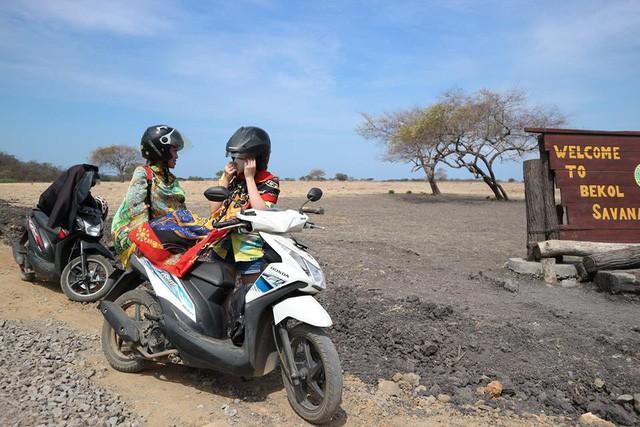 Du khách Việt kể lại hành trình khám phá miệng núi lửa kỳ ảo ở Indonesia - Ảnh 13.