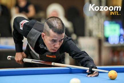 Nguyễn Quốc Nguyện giành HCĐ Billiards thế giới - Ảnh 1.