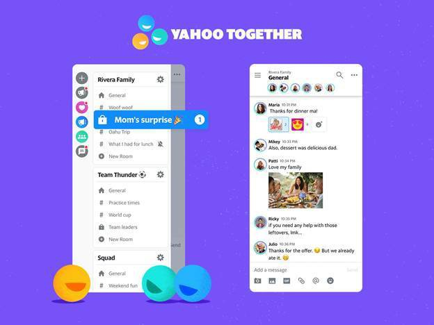 Yahoo Together - Có giúp Yahoo trở lại thời hoàng kim? - Ảnh 1.