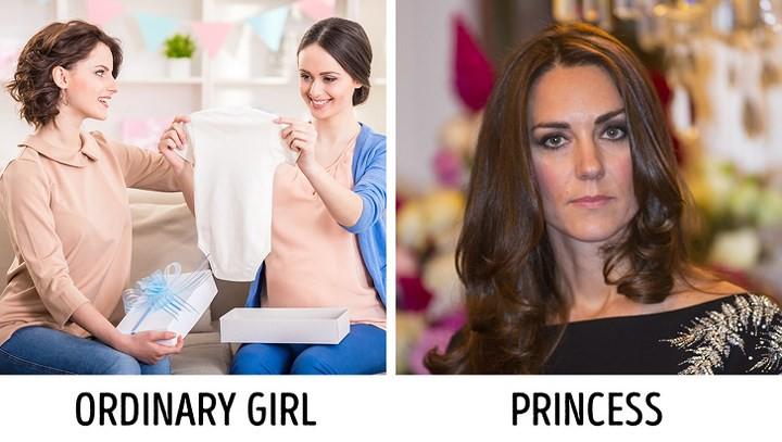 Những quy tắc nghiêm ngặt khi mang thai của Hoàng gia Anh - Ảnh 2.