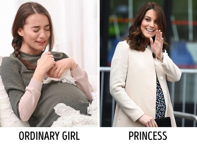 Những quy tắc nghiêm ngặt khi mang thai của Hoàng gia Anh - Ảnh 4.