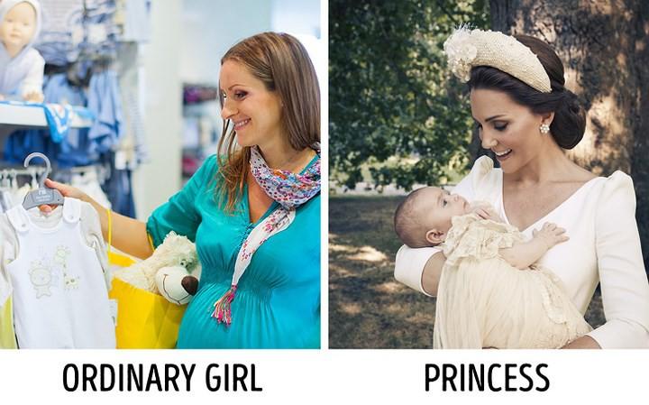 Những quy tắc nghiêm ngặt khi mang thai của Hoàng gia Anh - Ảnh 6.