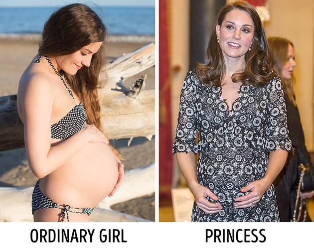 Những quy tắc nghiêm ngặt khi mang thai của Hoàng gia Anh - Ảnh 7.