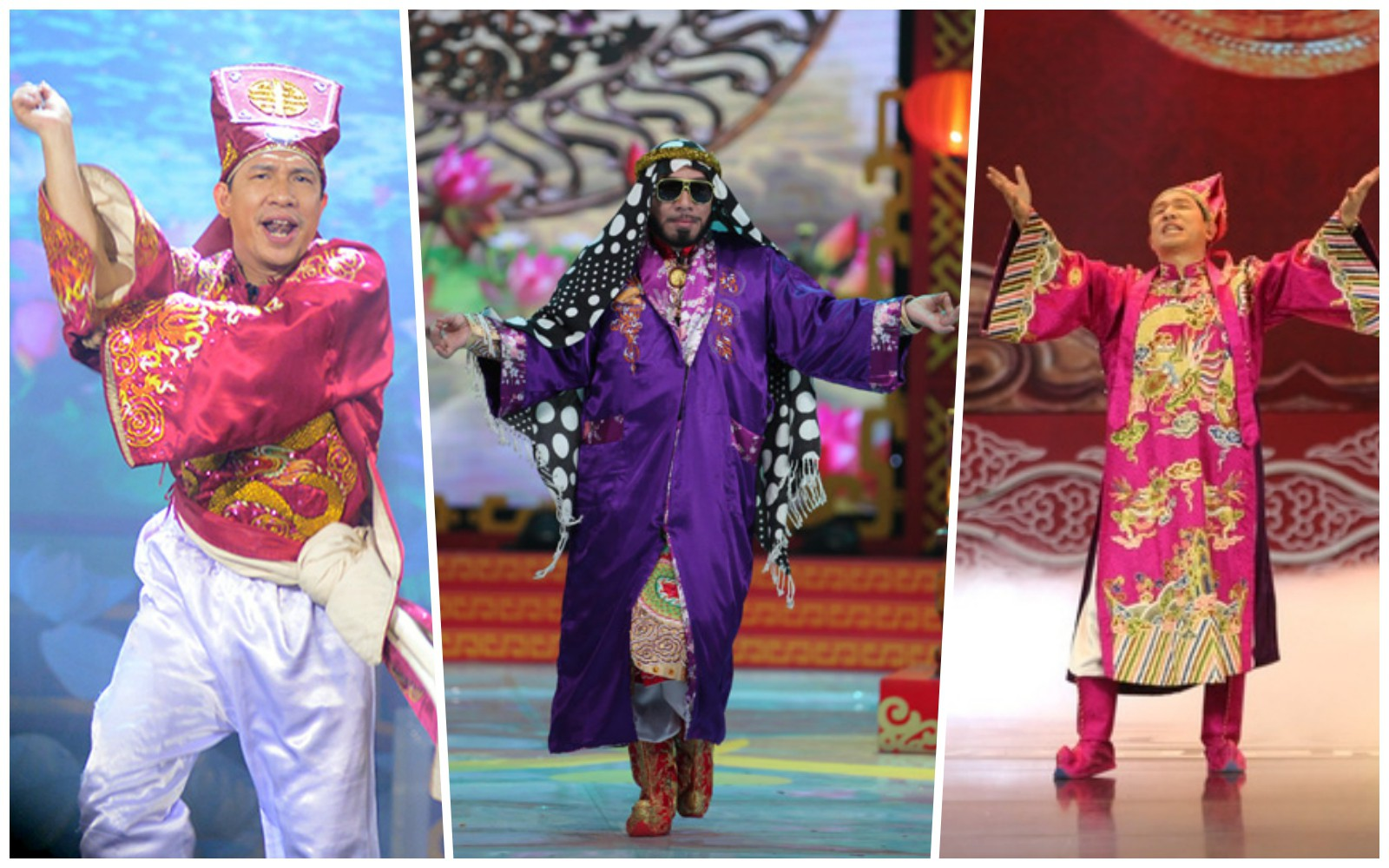 """Bộ ba Vân Dung, Chí Trung, Quang Thắng: Ấn tượng khó phai từ """"Táo quân"""" đến """"Yêu thì ghét thôi"""" - Ảnh 4."""