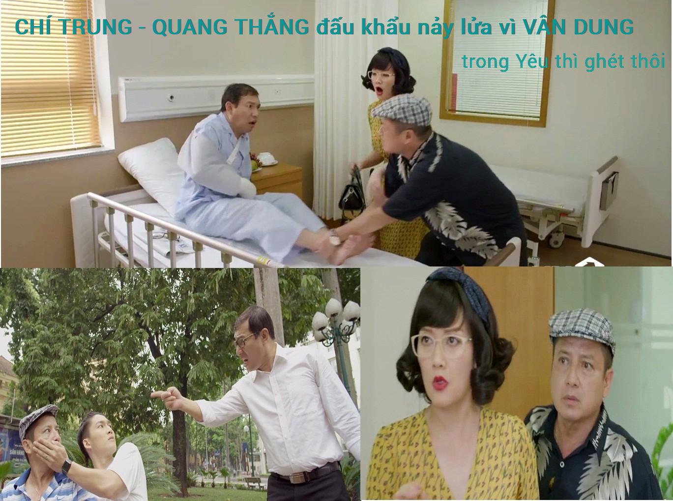"""Bộ ba Vân Dung, Chí Trung, Quang Thắng: Ấn tượng khó phai từ """"Táo quân"""" đến """"Yêu thì ghét thôi"""" - Ảnh 6."""