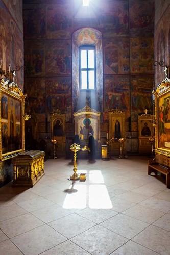Những công trình kiến trúc nổi bật của nước Nga - Ảnh 7.