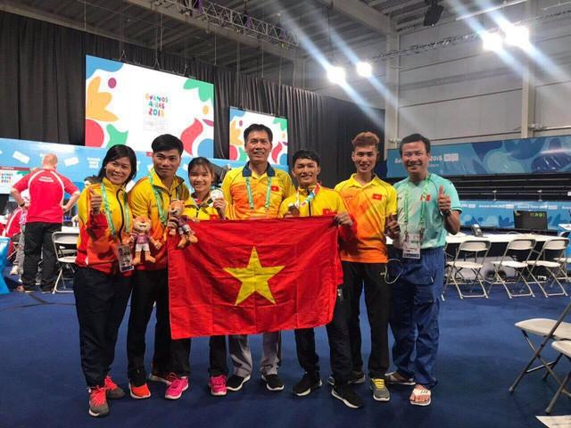 Ngô Sơn Đỉnh xuất sắc giành HCV cử tạ ở Olympic trẻ 2018  - Ảnh 1.