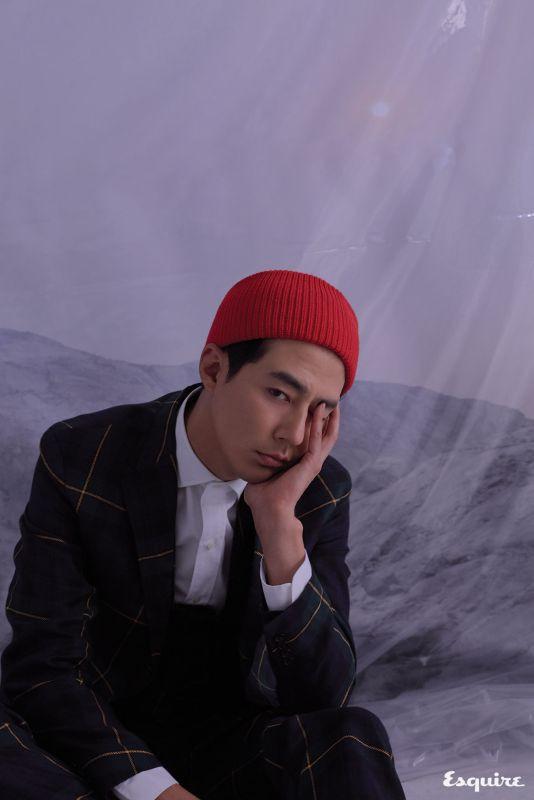 Bộ ảnh mới cực chất của nam tài tử Jo In Sung - Ảnh 1.