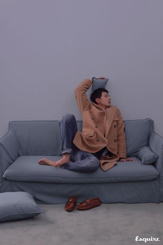 Bộ ảnh mới cực chất của nam tài tử Jo In Sung - Ảnh 2.