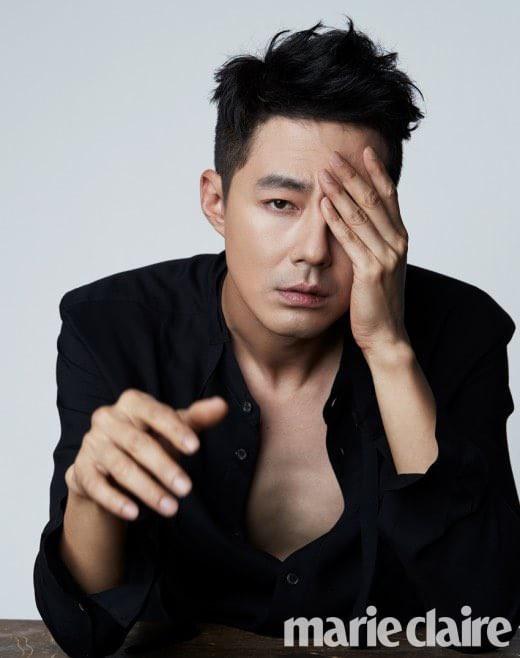 Bộ ảnh mới cực chất của nam tài tử Jo In Sung - Ảnh 4.