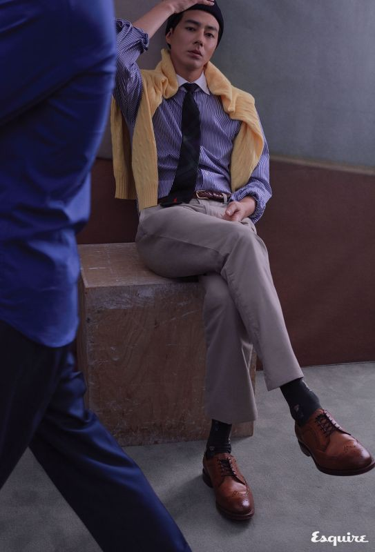 Bộ ảnh mới cực chất của nam tài tử Jo In Sung - Ảnh 5.