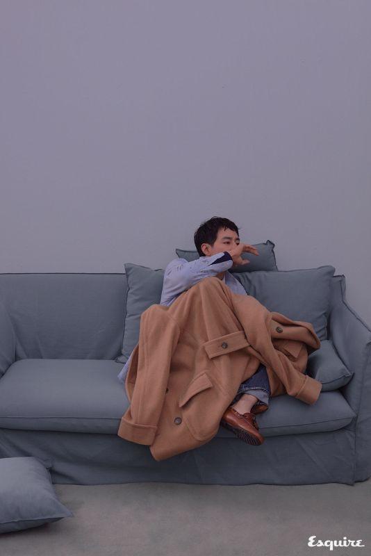 Bộ ảnh mới cực chất của nam tài tử Jo In Sung - Ảnh 7.