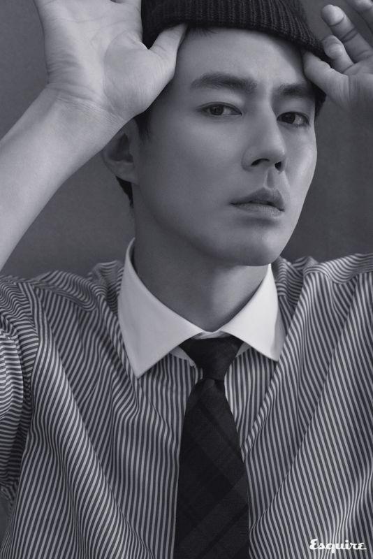 Bộ ảnh mới cực chất của nam tài tử Jo In Sung - Ảnh 9.