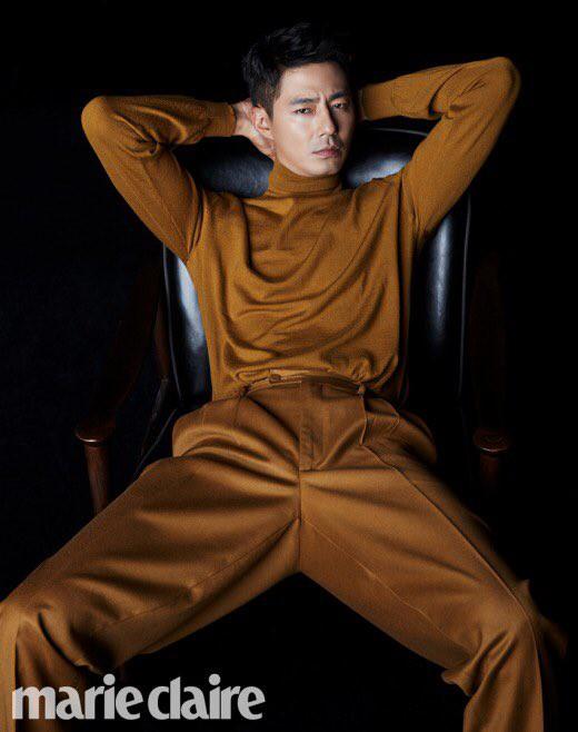 Bộ ảnh mới cực chất của nam tài tử Jo In Sung - Ảnh 10.