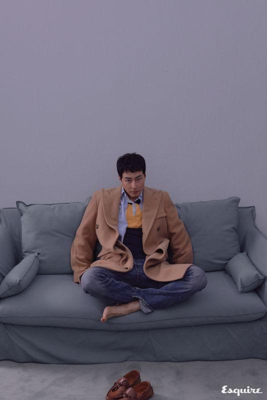 Bộ ảnh mới cực chất của nam tài tử Jo In Sung - Ảnh 12.