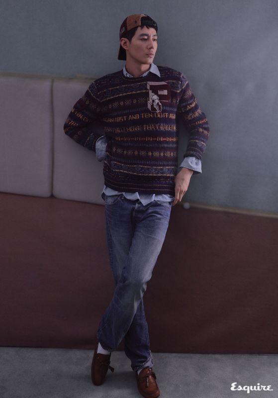 Bộ ảnh mới cực chất của nam tài tử Jo In Sung - Ảnh 13.