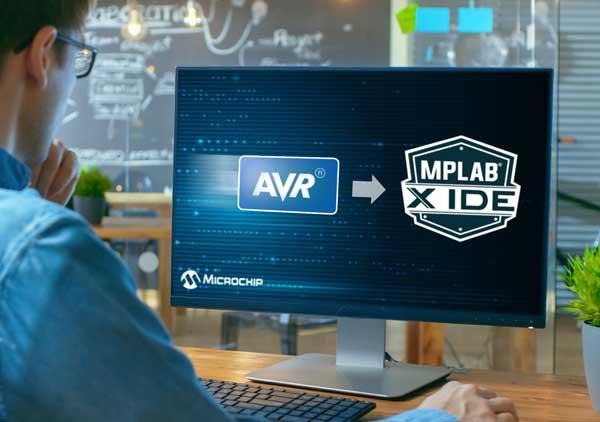 Microchip ra mắt MPLAB X 5.05, hỗ trợ phần lớn các họ vi điều khiển AVR - Ảnh 1.