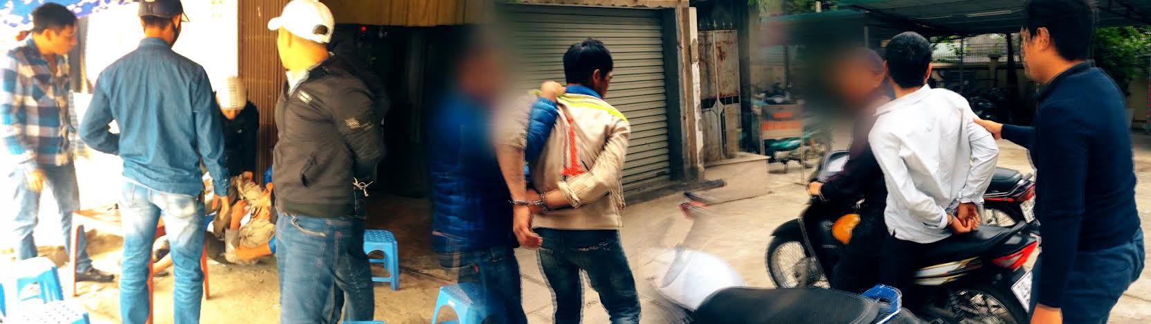 3 tháng tác nghiệp trong lòng chợ ma túy giữa Thủ đô - Ảnh 8.