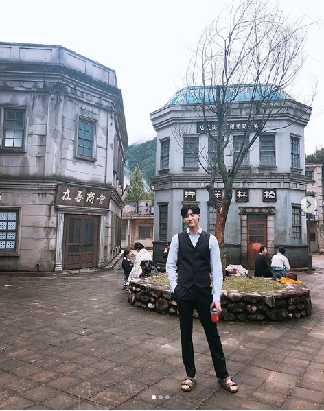 Phim mới của Lee Jong Suk ấn định ngày phát sóng - Ảnh 1.