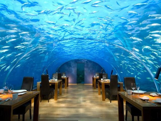 Khám phá 10 nhà hàng sang trọng nhất thế giới - ảnh 1