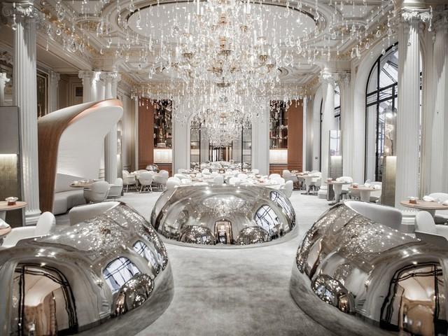 Khám phá 10 nhà hàng sang trọng nhất thế giới - ảnh 2