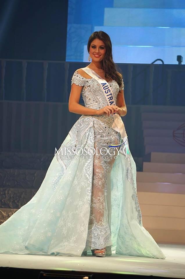 Những hình ảnh đẹp trong đêm Chung kết Hoa hậu Quốc tế 2018 - Ảnh 15.