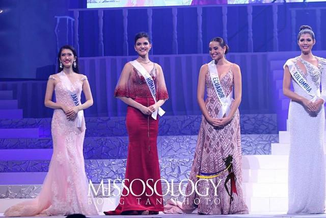 Những hình ảnh đẹp trong đêm Chung kết Hoa hậu Quốc tế 2018 - Ảnh 27.