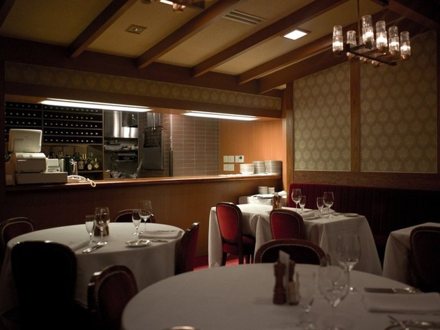 Khám phá 10 nhà hàng sang trọng nhất thế giới - Ảnh 5.