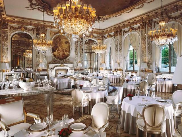 Khám phá 10 nhà hàng sang trọng nhất thế giới - Ảnh 6.