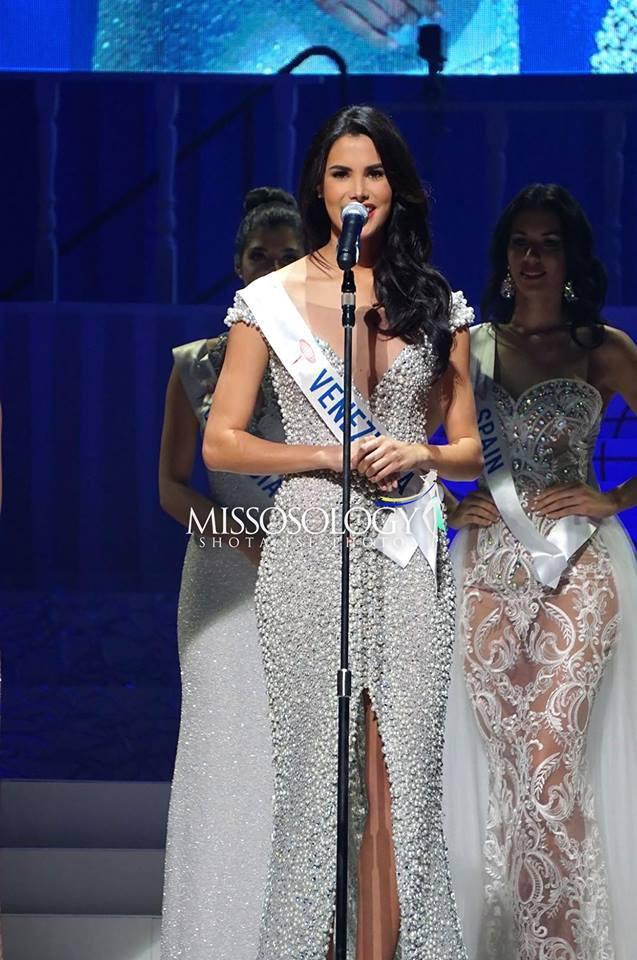 Những hình ảnh đẹp trong đêm Chung kết Hoa hậu Quốc tế 2018 - Ảnh 7.