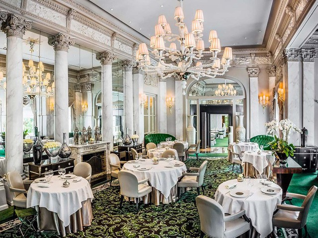 Khám phá 10 nhà hàng sang trọng nhất thế giới - Ảnh 10.