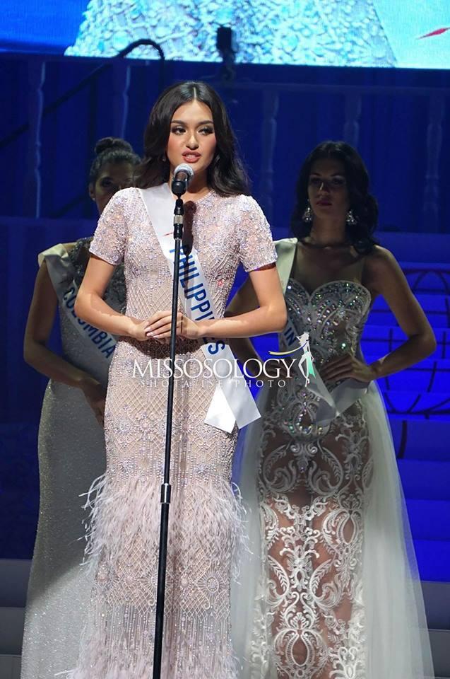 Những hình ảnh đẹp trong đêm Chung kết Hoa hậu Quốc tế 2018 - Ảnh 9.